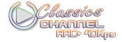Ir a Classics Channel (AAC+ 40kbps)