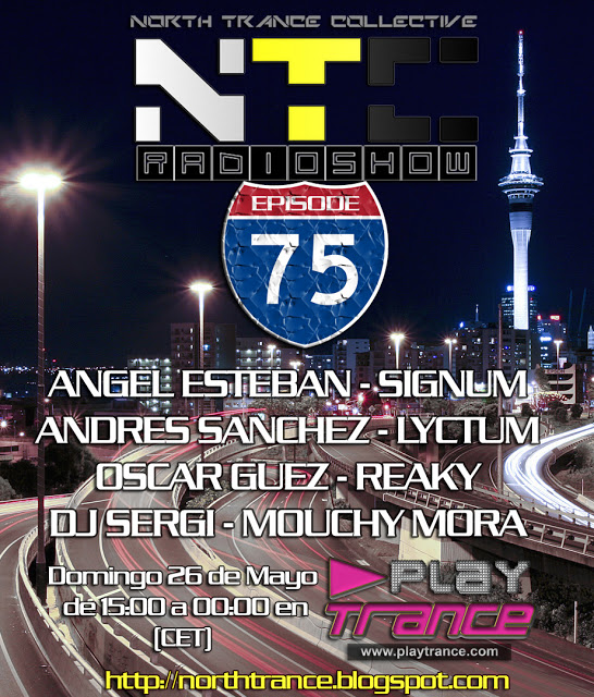 North Trance Radioshow 075 Special Event