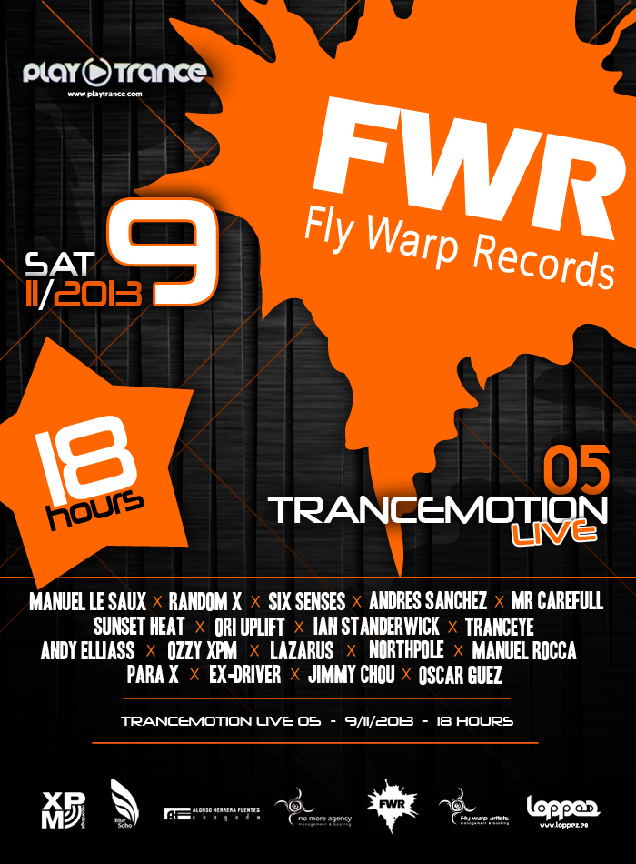 5th Trancemotion Live