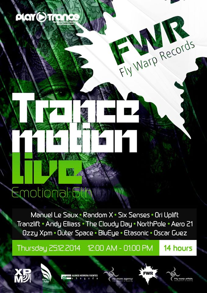 6th Trancemotion Live Festival